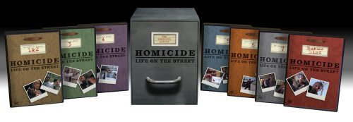 Homicide Life on the Street - Complete Series Megaset (35pc)