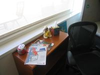 My Desk: Behind My Desk